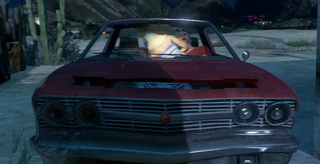 Grand Theft Auto V: Der abschließende Test, ein Happy-End?