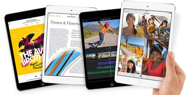 iPad mini Retina Release & Marktstart am 21. November?