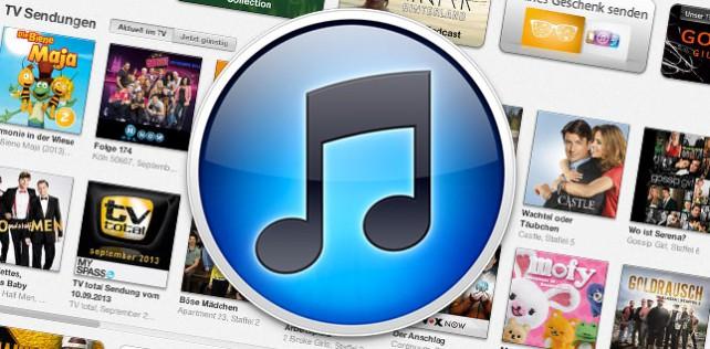 iTunes 12.1 bringt Widget für Mitteilungszentrale mit