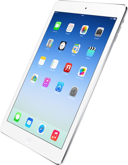 Das Apple iPad Air