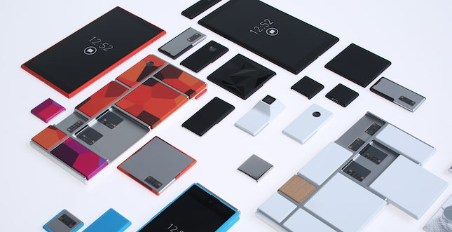 Ara: Motorola plant den Bau von modularen Smartphones