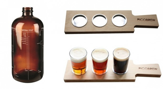 So wird das edle Bier verköstigt