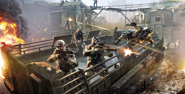 """Free-to-Play Shooter """"Warface"""" von den Crysis-Machern ist da"""