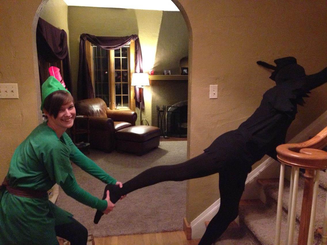 Peter Pan & Schatten