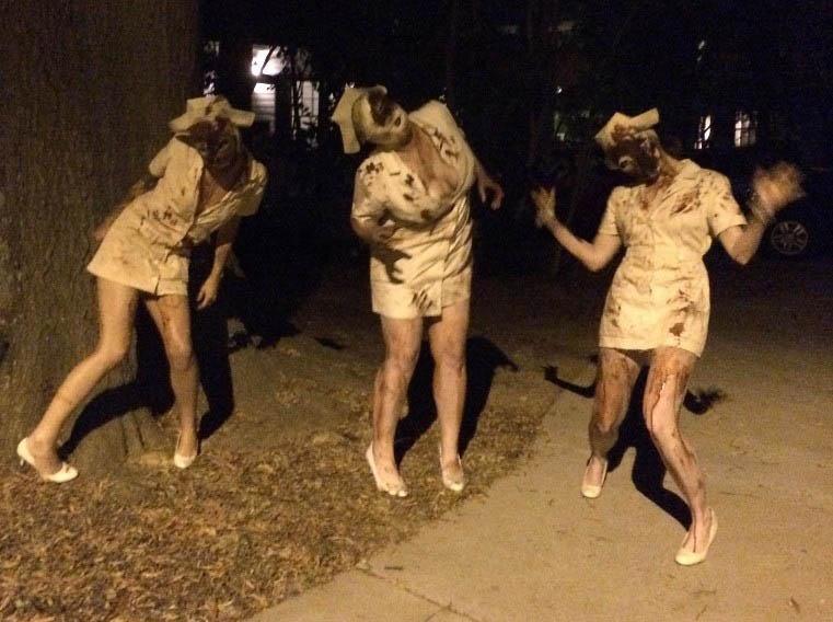Krankenschwestern aus Silent Hill