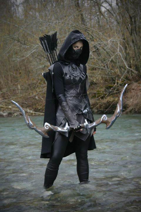 Nightingale aus Skyrim