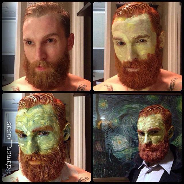 Van Gogh, Sternennacht