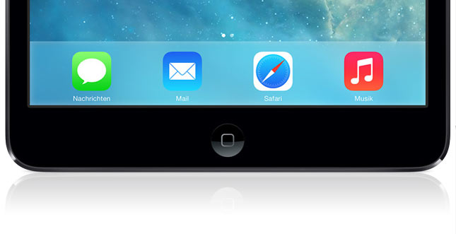 iPad mini Retina vs. iPad Air: Abstriche?