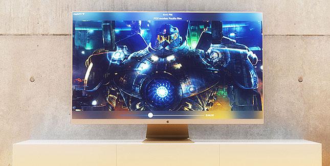 "Apple ""i""TV: Beeindruckendes Konzept von Martin Hajek"