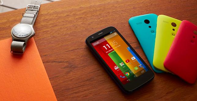 Motorola Moto G: Solides 4,5-Zoll-Smartphone für 169 Euro?