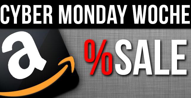 Cyber Monday Woche: Die Angebote des heutigen Tages