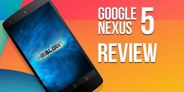 Google Nexus 5 im Test (Video-Review)