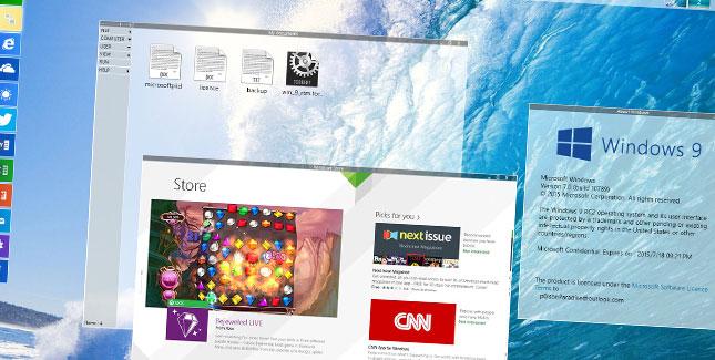 Windows 9: So könnte das neue Microsoft-Betriebssystem aussehen