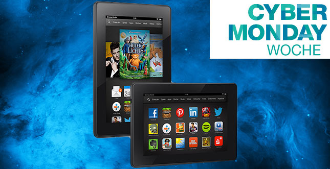 Kindle Fire HD: Günstiges Tablet noch günstiger abstauben