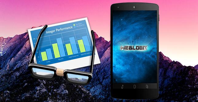Benchmarks: Nexus 5 gegen iPhone 5s (inkl. Vorgänger)