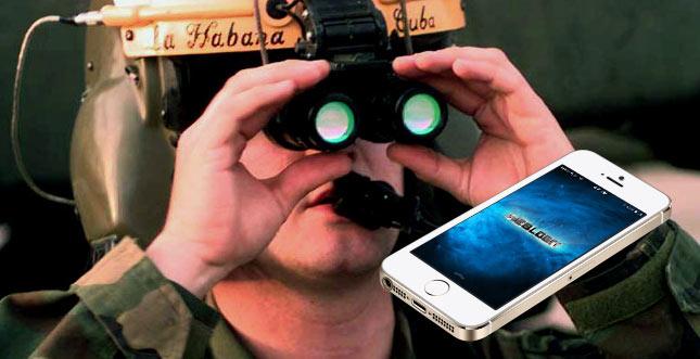 Snooperscope: Nachtsicht für iPhone & iPad