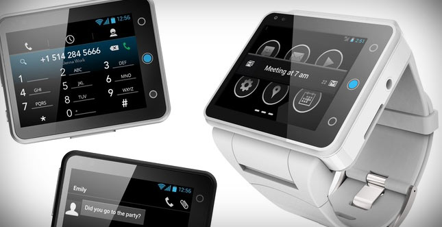 Wird die Neptune Pine die erste solide Smartwatch?
