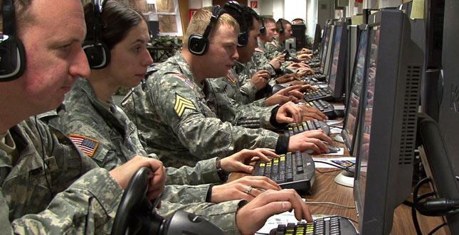 U.S. Army: Softwarediebe vom Feinsten?