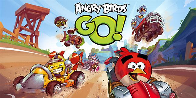 Angry Birds Go! erreicht iOS, Android und Windows Phone