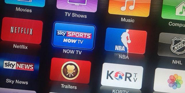 Sky Sports hält Einzug auf Apple TV