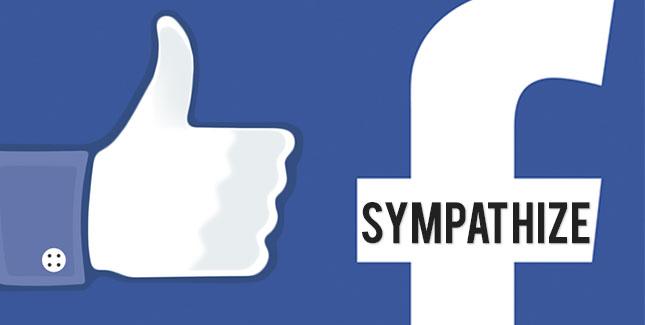 """Facebook: Neuer """"Sympathize-Button"""" für traurige Meldungen"""
