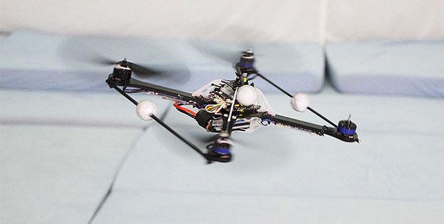 Failsafe-Algorithmus: Notfallsystem für Drohnen & Quadrocopter