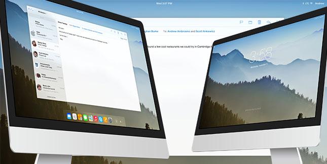 Apples OS X im iOS 7 Look: So könnte es aussehen