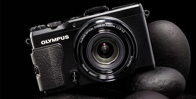 Olympus Stylus XZ-2 im Test: DSLM-Feeling zum kleinen Preis