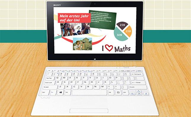 Das Tablet als produktiver Ersatz zum altbekannten Notebook