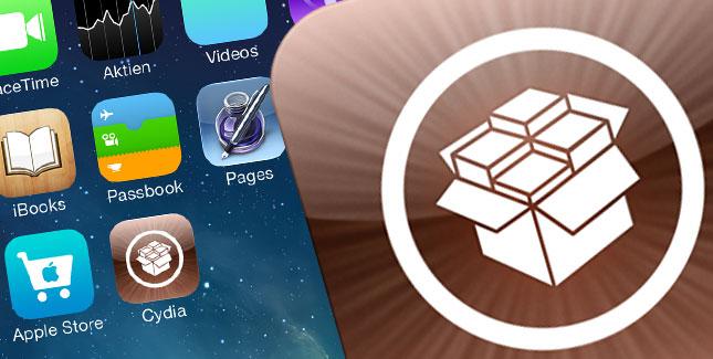 iOS 7 Jailbreak ohne TaiG Store installieren: So werdet ihr ihn los