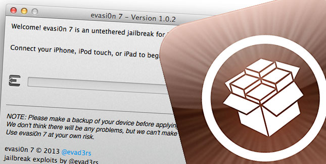 iOS 7 Jailbreak: evasi0n 1.0.2 mit Boot-Loop-Fix erschienen