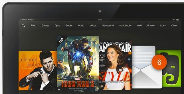 Kindle HDX 8.9 vs. iPad Air: Jonathan Ive kapituliert?