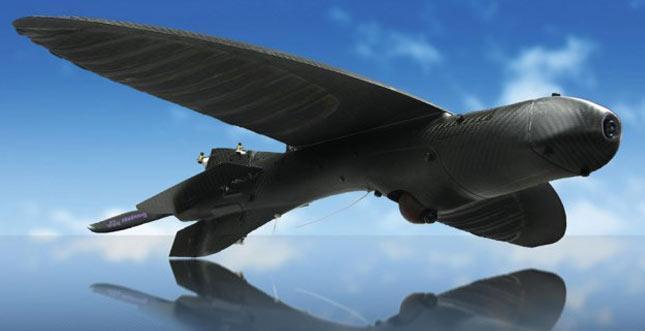 U.S. Army kauft vögelähnlich getarnte Drohne