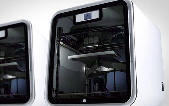 Cube Pro von 3D Systems: Semiprofessioneller 3D-Drucker