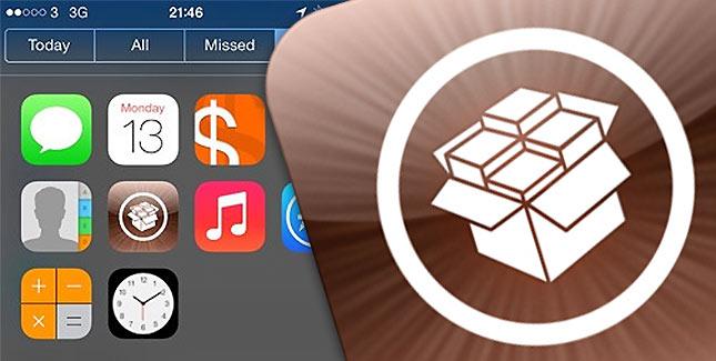 Apptray für iOS 7: Apps zum Notification Center hinzufügen