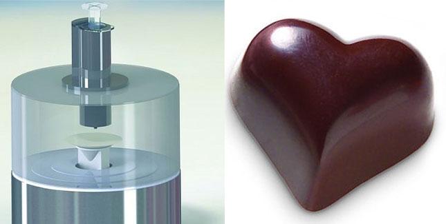 ChocaByte: Schokoladen 3D Drucker für 99 Dollar