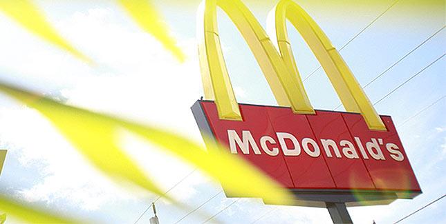 McDonald's will Burger Lieferservice ausweiten