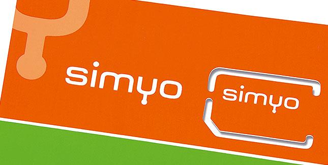Simyo Allnet Highspeed-Tarife derzeit zum Aktionspreis