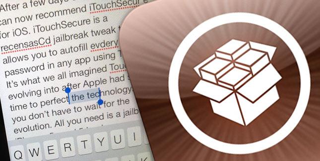 SwipeSelection Pro für iOS 7: Text-Verfassung jetzt noch angenehmer