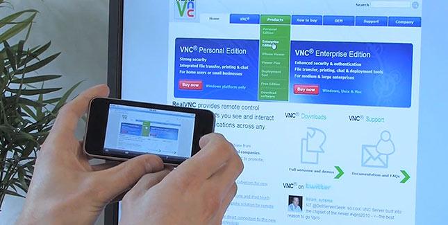 VNC Viewer: Apps für Mobile-Remote-Zugriff aktuell kostenlos