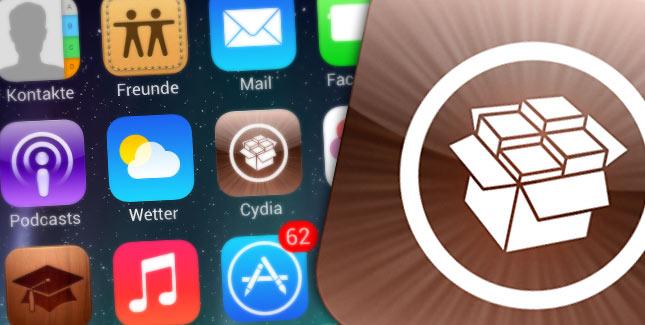 Wetter Widget Problem nach iOS 7 Jailbreak: Fix & Anleitung