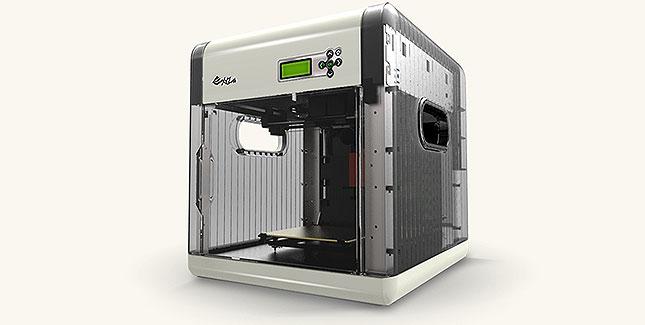Da Vinci 1.0: 3D-Drucker für nur 366 Euro von XYZprinting
