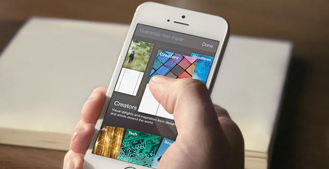 Facebook Paper: Was die neue App ausmacht