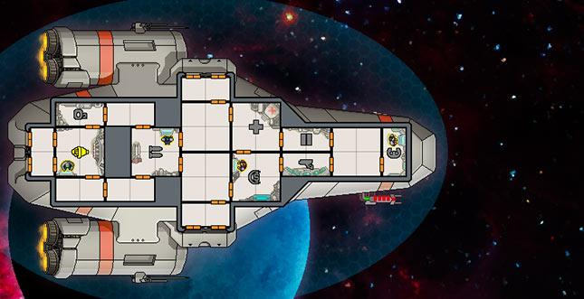FTL bringt Space-Strategie auf den Mac und PC