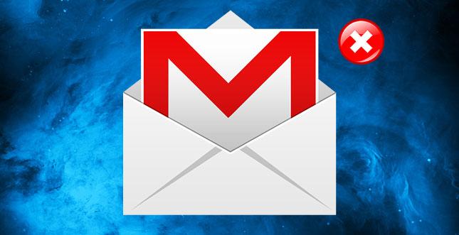 Google Mail Störung: Fehler 500, nicht erreichbar?