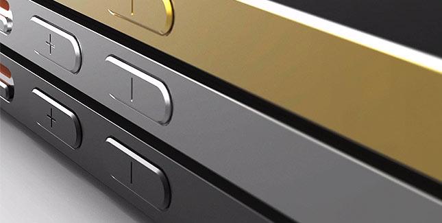 Designstudie zum iPhone 6: Ein kantiger Aluminiumklotz