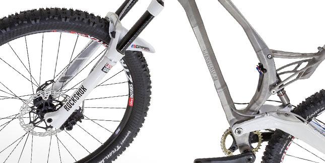 Erster vollständiger Dirt Bike Rahmen aus dem 3D Drucker