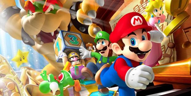 Nintendo-Super-Mario