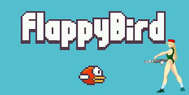 Schade, der Flappy Bird ist endgültig ausgestorben