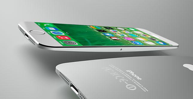 iPhone 6 von Ciccarese: Schwungvoll